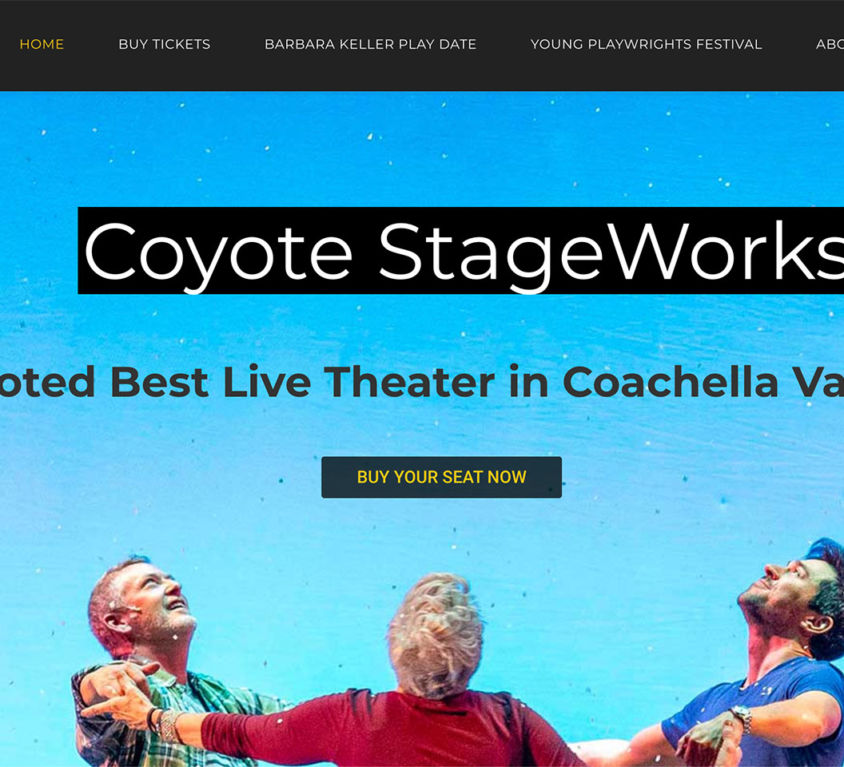 Coyote StageWorks